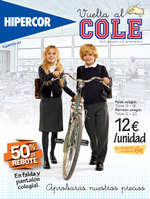Ofertas de HiperCor, Vuelta al Cole