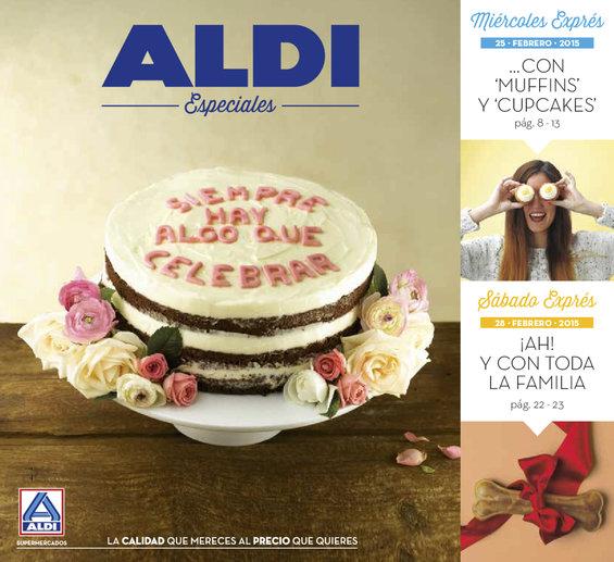 Ofertas de ALDI, Siempre hay algo que celebrar