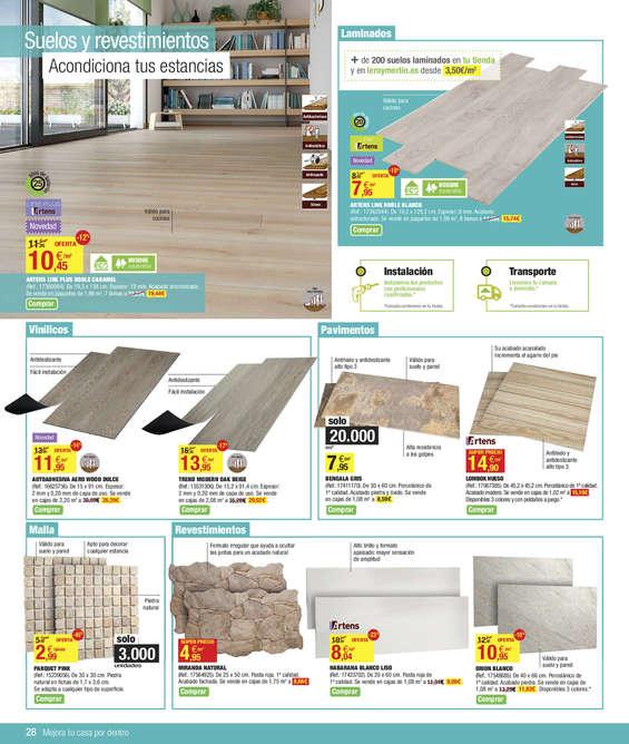 Comprar suelos en m laga suelos barato en m laga for Leroy malaga catalogo