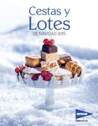 Cestas y lotes de Navidad 2015