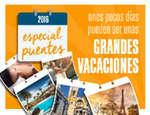 Ofertas de Viajes Ecuador, Especial puentes