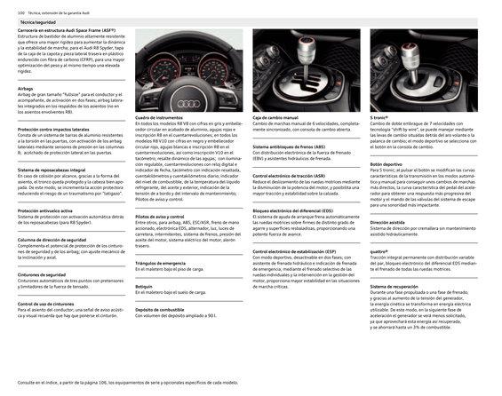 Ofertas de Audi, R8