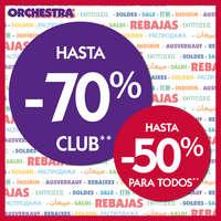 Rebajas Orchestra