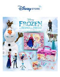 Nueva Colección Frozen. El Reino del Hielo