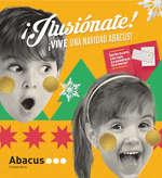 Ofertas de Abacus, ¡Ilusiónate!