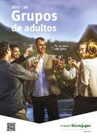 Ofertas de Viajes El Corte Inglés, Grupos de adultos
