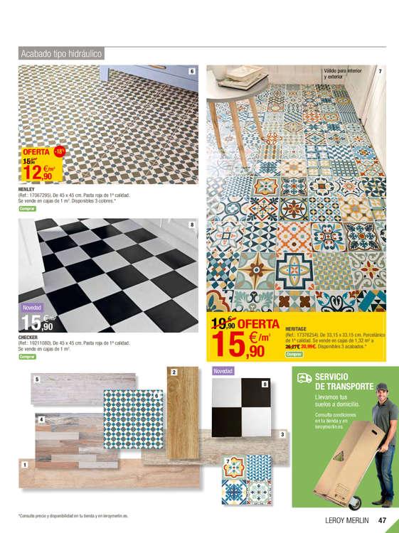 Comprar suelos para exterior barato en barcelona ofertia - Ofertas leroy merlin valencia ...