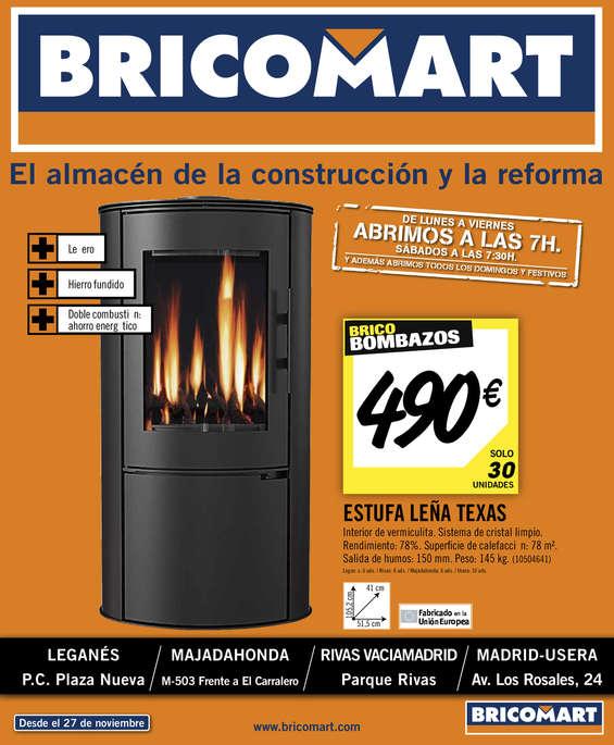 Ofertas de Bricomart, El almacén de la construcción y la reforma