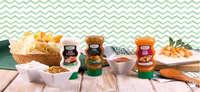 Nuevas salsas Curry, Jalapeño y Cremosa