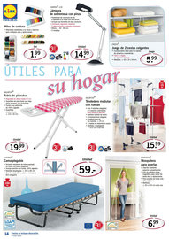 Comprar cama plegable en tarragona cama plegable barato for Catalogo de ofertas lidl