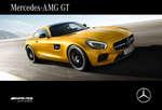 Ofertas de Mercedes-Benz, AMG-GT
