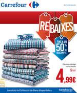 Ofertas de Carrefour, Rebaixes! Fins a un 50% de descompte