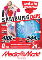 Ofertas de Media Markt, Samsung Days - Valladolid