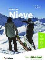 Ofertas de Viajes El Corte Inglés, Nieve 2014/15