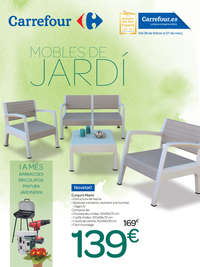 Mobles de jardí