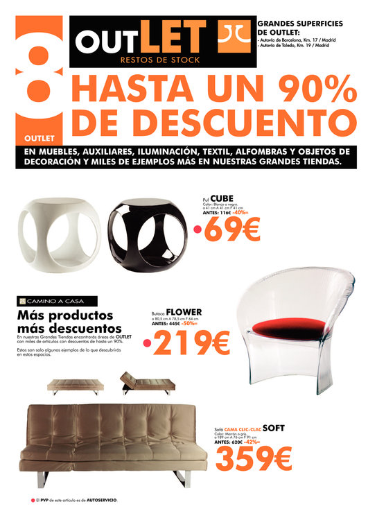 Comprar sof s en madrid sof s barato en madrid for Sofas baratos madrid outlet