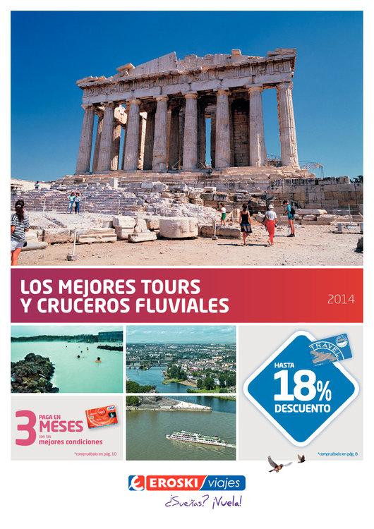 Ofertas de Eroski Viajes, Los mejores Tours y Cruceros