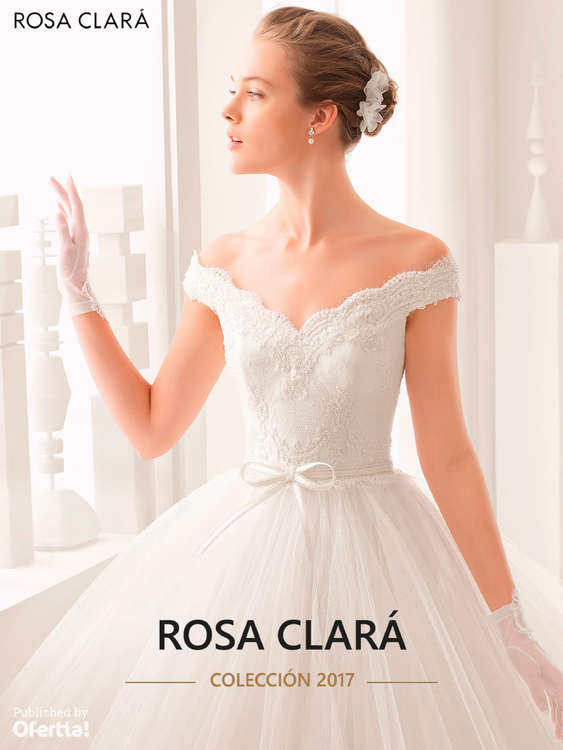 Ofertas de Rosa Clará, Rosa Clará. Colección 2017