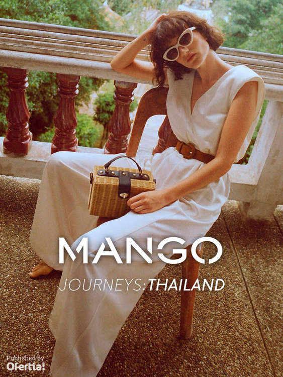 Ofertas de MANGO, Journeys: Thailand