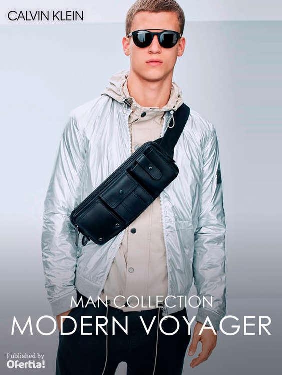 Ofertas de Calvin Klein, Modern Voyager - Man Collection