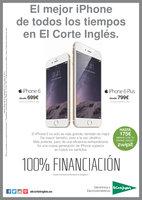 Ofertas de El Corte Inglés, El mejor iPhone de todos los tiempos. Tecnología