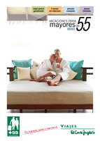 Ofertas de Viajes El Corte Inglés, Mayores de 55