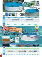 Ofertas de Cifec, Especial piscinas