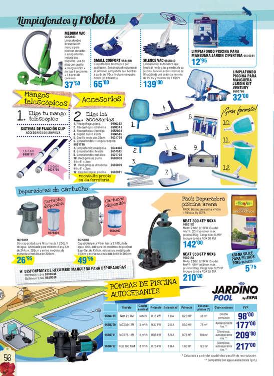 Comprar limpiafondos barato en zaragoza ofertia - Limpiafondos piscina baratos ...