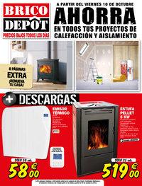 Ahorra en todos los proyectos de calefacción y aislamiento Viana