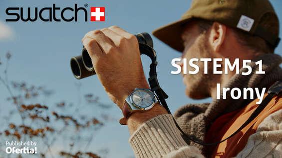 Ofertas de Swatch, Sistem51 Irony