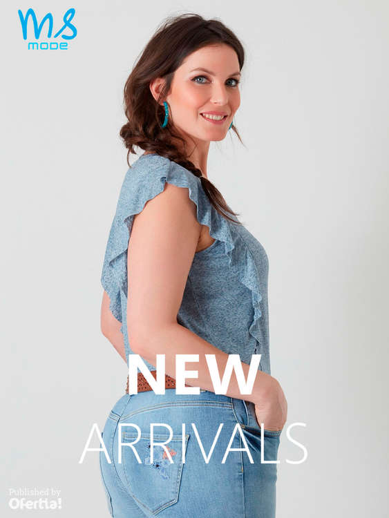 Ofertas de MS Mode, New Arrivals