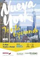 Ofertas de Viajes El Corte Inglés, Nueva York te está esperando