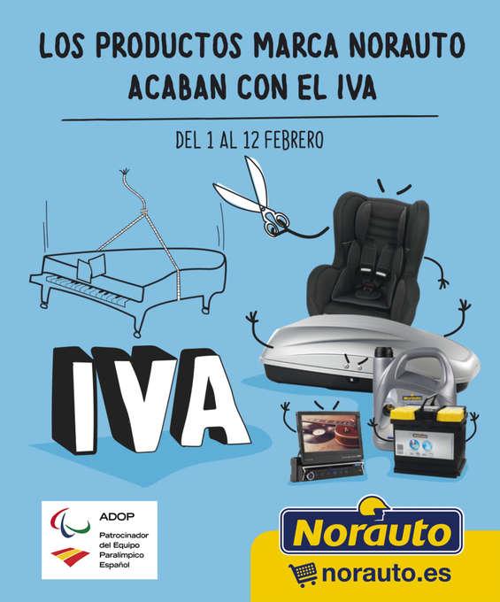 Norauto alcal de henares ofertas cat logo y folletos for Lidl alcala de henares catalogo