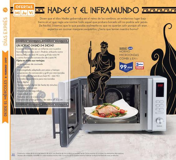 Comprar horno barato en madrid ofertia for Hornos baratos en carrefour