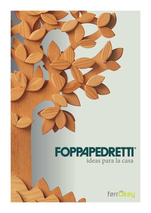 Ofertas de Ferrokey, Foppapedretti