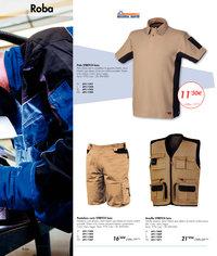 Vestuario protección laboral