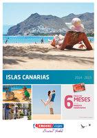Ofertas de Eroski Viajes, Canarias