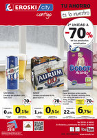 Ofertas de Eroski, 2ª Unidad a -70%