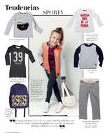 Ofertas de El Corte Inglés, La moda infantil que viene