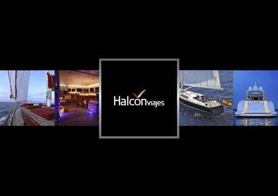 Ofertas de Halcón Viajes, Alquiler de barcos
