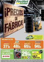 Ofertas de Feu Vert, Precios de fábrica