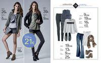 Colección Jeans y Deporte