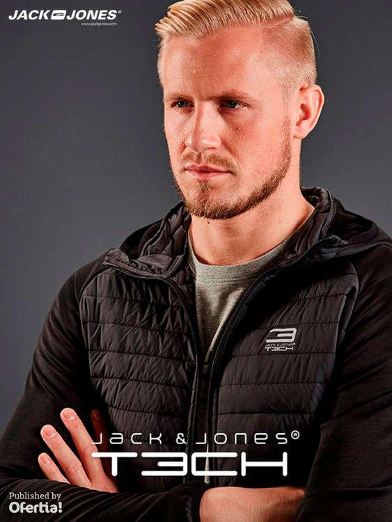 Ofertas de Jack & Jones, Jack & Jones Tech
