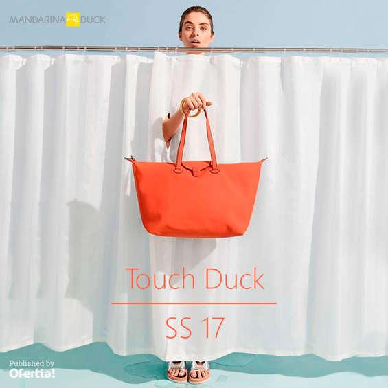 Ofertas de Mandarina Duck, Touch Duck. SS 17