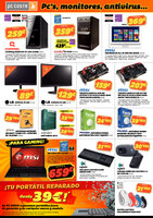 Ofertas de PC Coste, Renove de portátiles e impresoras