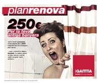 Plan Renova. 250€ per la teva antiga banyera