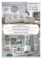 Ofertas de Banak Importa, Rebajas todos tus muebles al -60% - Sevilla