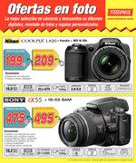 Ofertas de Fotoprix, Ofertas en cámaras, foto y mucho más