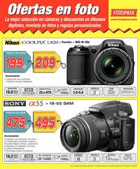 Ofertas en cámaras, foto y mucho más