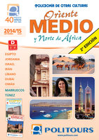 Ofertas de Linea Tours, Oriente Medio 2014/15